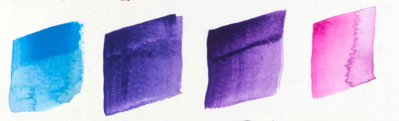 Magenta Is The Secret To Mixing Purple Page 2 Of 3 Draw And Paint For Fun